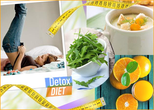 Δίαιτα detox: Χάσε 6 κιλά σε ένα μήνα κάνοντας αποτοξίνωση | tlife.gr