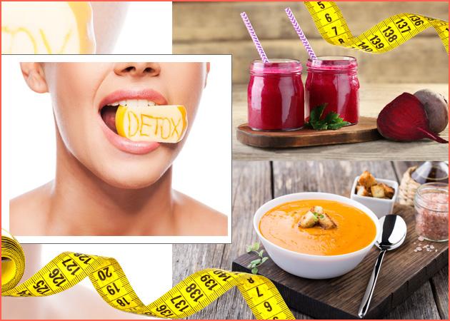 Δίαιτα detox: Χάσε 4 κιλά σε ένα μήνα κάνοντας αποτοξίνωση | tlife.gr