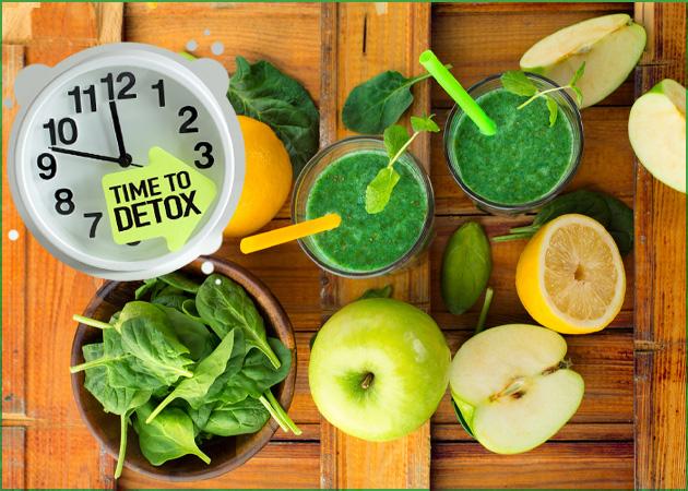 ΔΙΑΙΤΑ ΑΠΟΤΟΞΙΝΩΣΗΣ: Χάσε τα κιλά του Πάσχα με αυτό το detox διαιτολόγιο! | tlife.gr