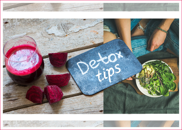 5 συνήθειες για φθινοπωρινό detox! Plus: συνταγή για αποτοξινωτικό χυμό | tlife.gr