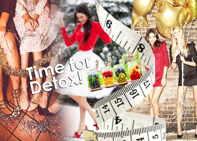 Δίαιτα Detox: Ώρα να αποτοξινώσεις τον οργανισμό σου από τις γιορτές και να χάσεις κιλά | tlife.gr
