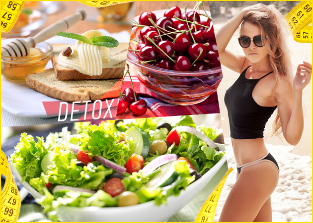 ΔΙΑΙΤΑ DETOX: Διατροφικό πρόγραμμα 5 ημερών για αποτοξίνωση και γρήγορο αδυνάτισμα! | tlife.gr