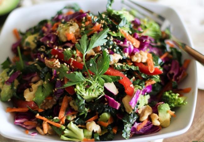 Η ιδανικότερη σαλάτα για το απαραίτητο detox!