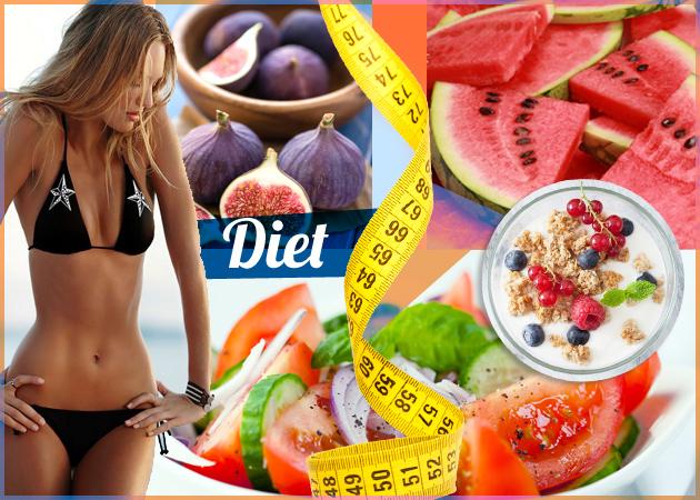 Πώς θα χάσεις 5 κιλά σε ένα μήνα χωρίς να πεινάσεις; Με αυτήν τη δίαιτα!