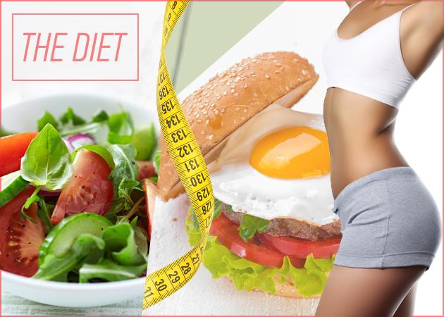 ΔΙΑΙΤΑ: Χάσε 6 κιλά σε ένα μήνα… Special Info: Την Κυριακή έχει burger!!! | tlife.gr