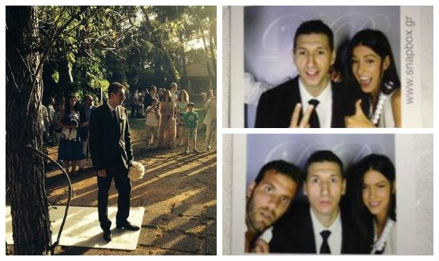 Δημήτρης Διαμαντίδης: Παντρεύτηκε με θρησκευτικό γάμο ο άσος του Παναθηναϊκού!