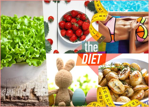 ΔΙΑΙΤΑ: Χάσε γρήγορα κιλά πριν το Πάσχα! | tlife.gr