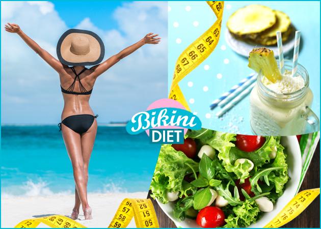 Δίαιτα: Χάσε 6 κιλά σε ένα μήνα και απόκτησε αδύνατη σιλουέτα πριν την παραλία