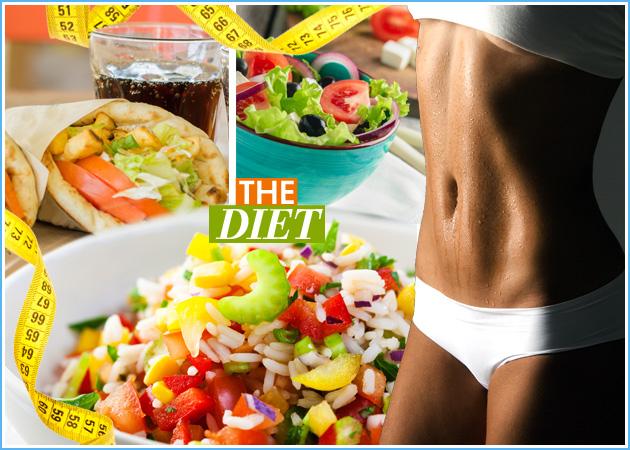 Γρήγορη και νηστίσιμη δίαιτα… μέχρι το Πάσχα: Χάσε 4 κιλά σε 2 εβδομάδες!