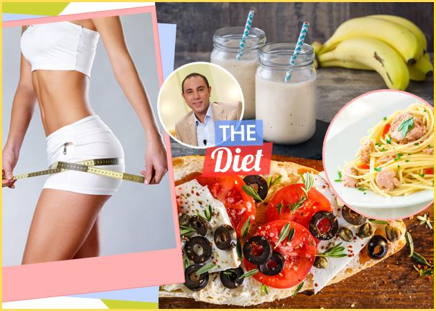 """Χάσε 5 κιλά σε ένα μήνα με τη Νέα Μεταβολική Δίαιτα """"Restart"""" του Δημήτρη Γρηγοράκη   tlife.gr"""