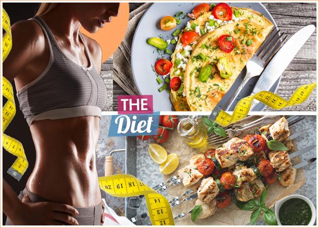 Αυτή η πρωτεϊνική δίαιτα θα σε βοηθήσει να χάσεις 6 κιλά σε ένα μήνα