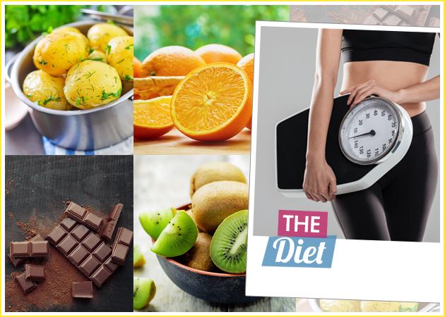 Χορτοφαγική δίαιτα: Χάσε 5 κιλά σε ένα μήνα κάνοντας αποτοξίνωση | tlife.gr