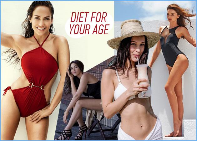 Δίαιτα και ηλικία: Τι πρέπει να προσέξουμε και τι να αποφύγουμε για να προστατέψουμε τα κιλά μας
