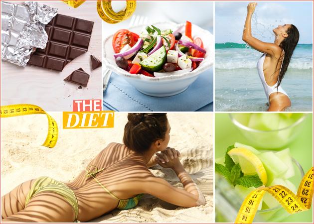 Μεσογειακή δίαιτα: Χάσε 4 κιλά σε ένα μήνα | tlife.gr