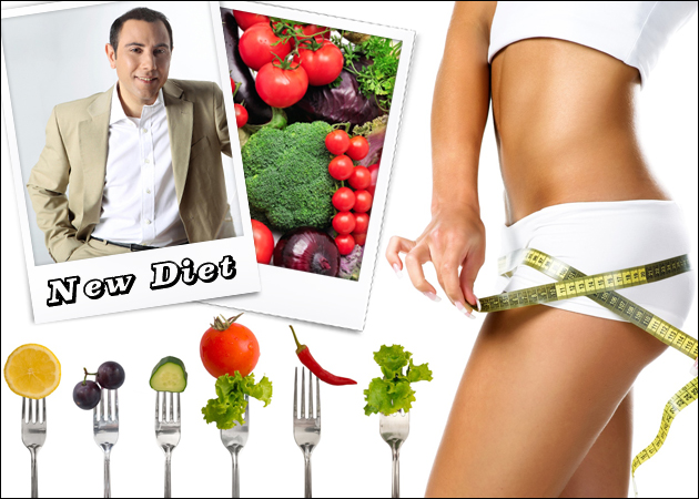 ΔΙΑΙΤΑ από τον Δημήτρη Γρηγοράκη! Plus: Μάθε τα μυστικά της σωστής διατροφής από τον ειδικό