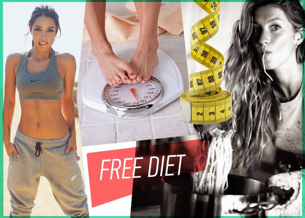 ΔΙΑΙΤΑ! Χάσε κιλά τρώγοντας ό,τι θέλεις…