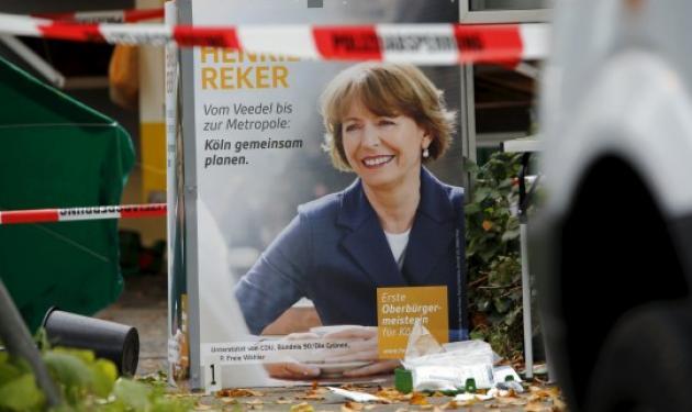 Μαχαίρωσαν στο λαιμό υποψήφια δήμαρχο στην Κολονία! | tlife.gr