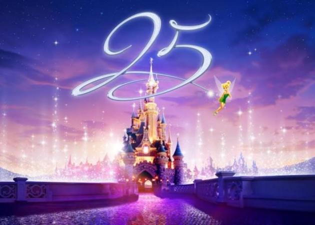 25 χρόνια Disneyland Paris! Μια επέτειος γεμίζει μαγεία την Πόλη του Φωτός | tlife.gr