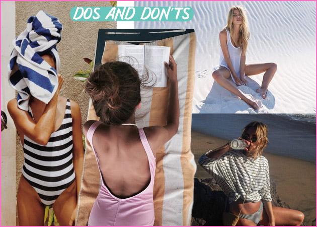 Οδηγός αδυνατίσματος στις διακοπές: Τα ΝΑΙ και τα ΌΧΙ | tlife.gr