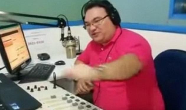 Σκότωσαν δημοσιογράφο on air στο ραδιόφωνο | tlife.gr