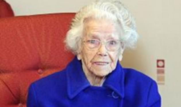 Super γιαγιά νίκησε 5 φορές τον καρκίνο και έφθασε τα… 100! | tlife.gr