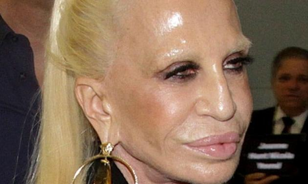 Donatella Versace: Τι έπαθε το πρόσωπό της; Χαμός στο Internet με την τελευταία της εμφάνιση