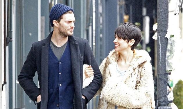Ο Jamie Dornan διαψεύδει τις φήμες που τον ήθελαν να αφήνει το «50 Shades Of Grey» | tlife.gr