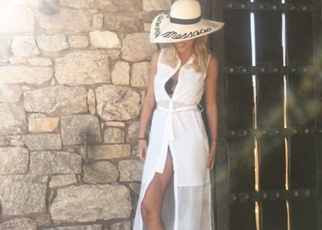 Δούκισσα Νομικού: Υποδέχτηκε το καλοκαίρι με το μαγιό της στην πισίνα! Βίντεο | tlife.gr