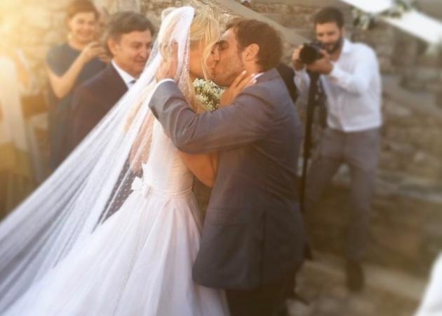 Δούκισσα Νομικού: Η αγαπημένη της φωτογραφία από το Σαββατοκύριακο του γάμου της! [pic] | tlife.gr