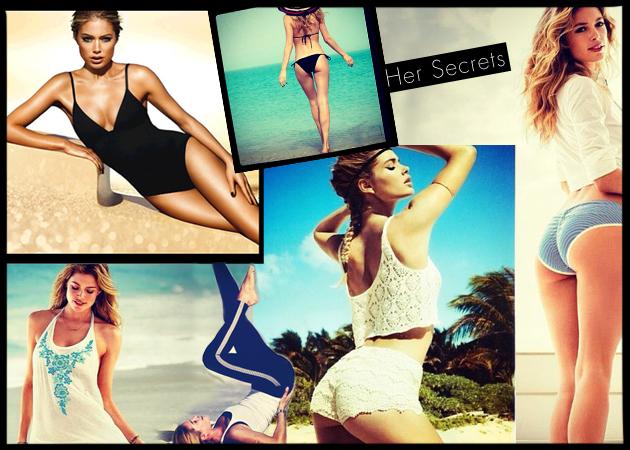 Doutzen Kroes! Τι θυσίες κάνει ένα μοντέλο για να φορέσει φτερά… αγγέλου; Τα fitness μυστικά της | tlife.gr