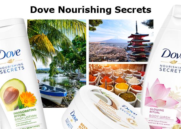 Shh! Το Dove φέρνει μυστικά ομορφιάς απ' όλο τον κόσμο στο μπάνιο μας! | tlife.gr