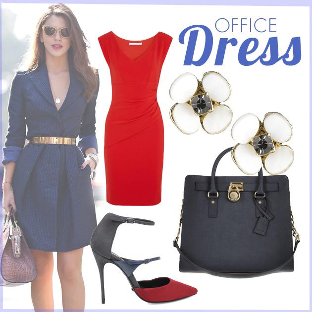 1 | Office dress