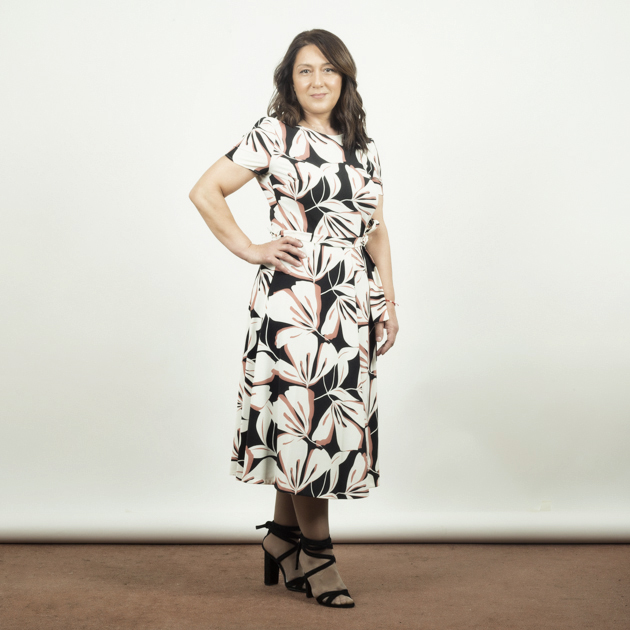 3 | To floral dress