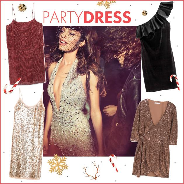 1 | Φορέματα για το party!