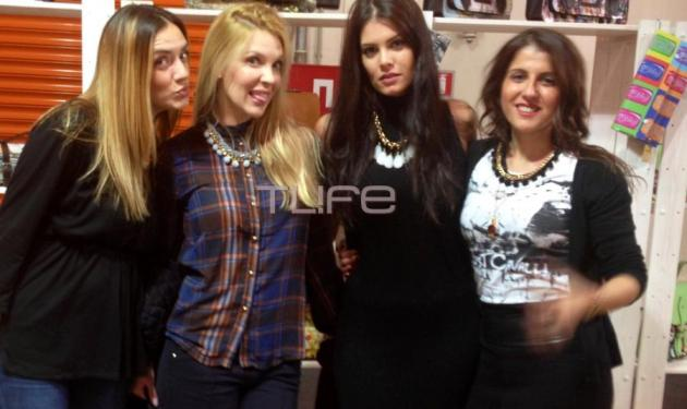 Όταν οι διάσημες ψωνίζουν κοσμήματα! Φωτογραφίες | tlife.gr