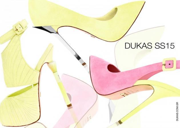 Δες την ολοκαίνουρια συλλογή DUKAS Spring Summer 2015 Collection!