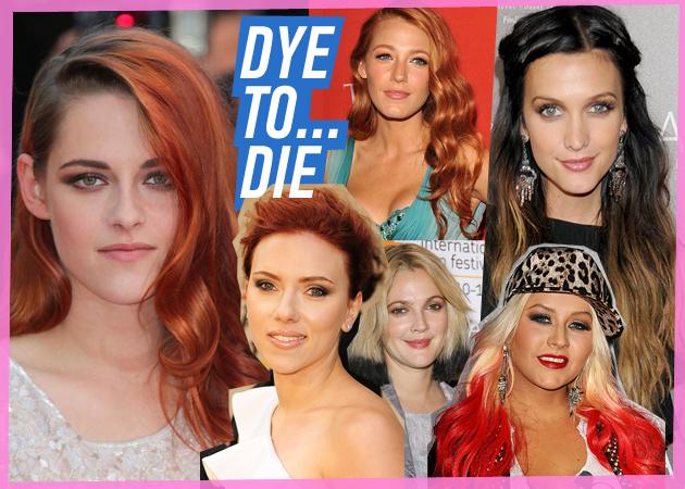 Τα 10 χειρότερα χρώματα μαλλιών που έχουμε δει στις διάσημες! | tlife.gr