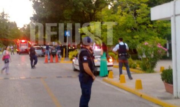 Αιματηρή έκρηξη στο γραφείο του Χρυσοχοΐδη-Νεκρός ο υπασπιστής του. | tlife.gr