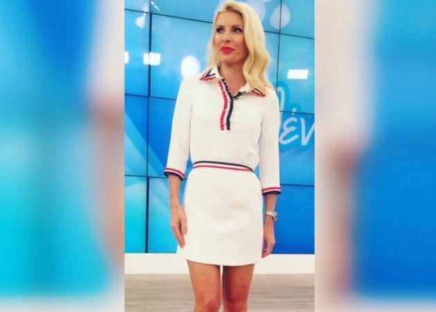 Ελένη Μενεγάκη: Το πρόσωπο που θα βρίσκεται στο πλευρό της, όσο λείπει η Ελιάνα Χρυσικοπούλου! | tlife.gr