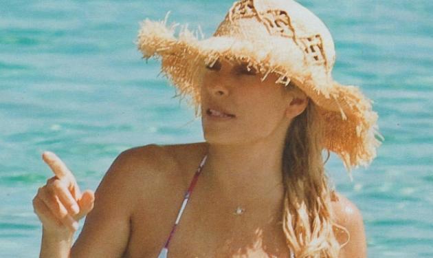 Ε. Μενεγάκη: Βουτιές στη Νάξο και ρομαντικό weekend με τον Ματέο! Δες φωτο | tlife.gr