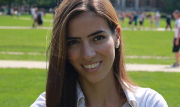Η Ελληνίδα καλλονή επιστήμονας της NASA μιλά στην Τατιάνα! Video