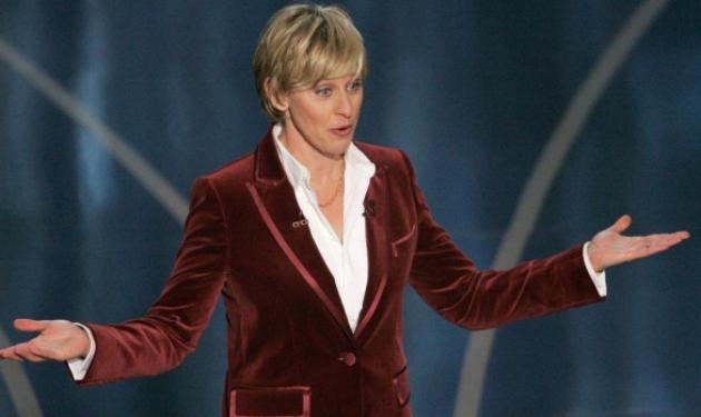 Ellen DeGeneres: Θα παρουσιάσει την απονομή των Oscars το 2014! | tlife.gr