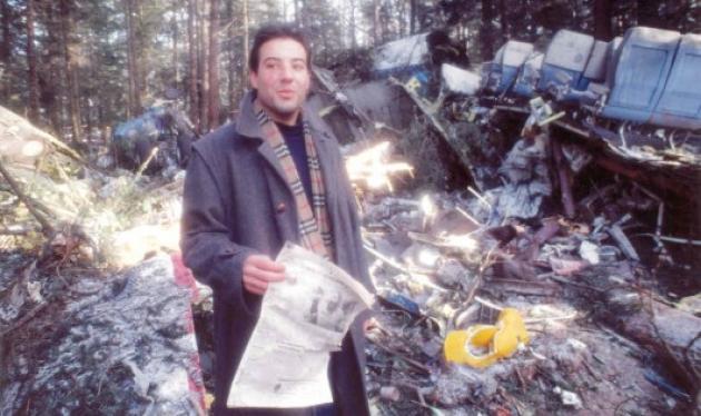 O Έλληνας που επέζησε από αεροπορική τραγωδία διηγείται την συγκλονιστική ιστορία του