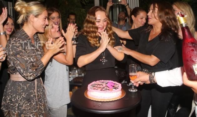 Γενέθλια για την γυμνάστρια των celebrities! Δες φωτογραφίες