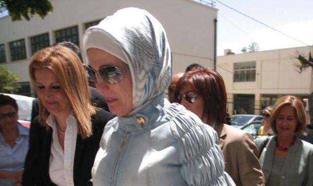 Μάθε τι ψώνισε η Εμινέ Ερντογάν στην Αθήνα! | tlife.gr