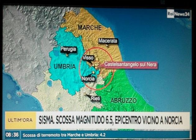 Σεισμός στην Ιταλία – Μαρτυρία Έλληνα: Βγήκαμε στους δρόμους φοβισμένοι!   tlife.gr