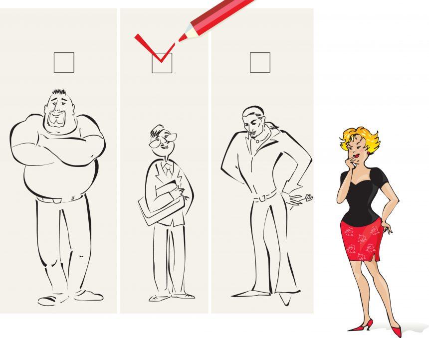 Πόσο επιλεκτική είσαι με τους άντρες; | tlife.gr