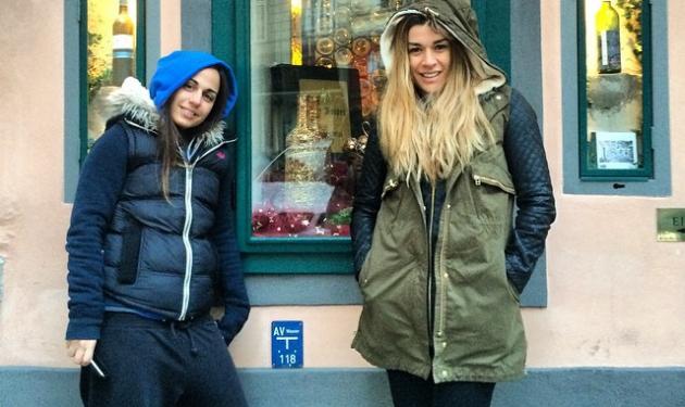 Έρρικα Πρεζεράκου: Ξεκίνησε τη χρονιά της στη Βιέννη! | tlife.gr