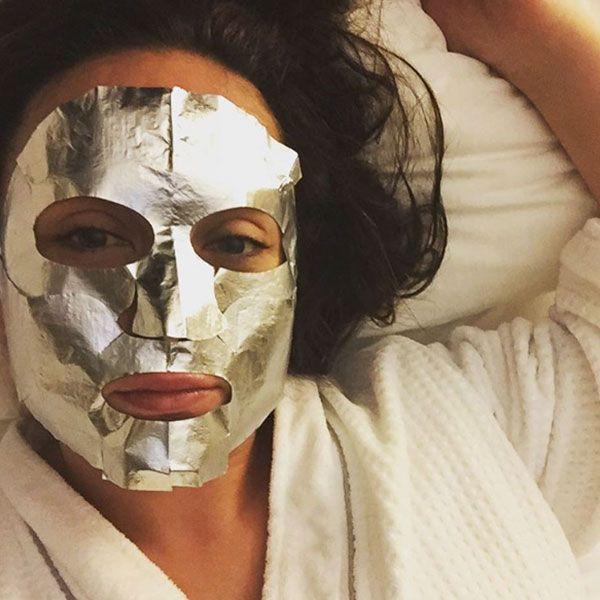 2 | Μάσκα από... αλουμινόχαρτο!