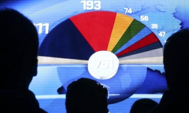 Ευρωεκλογές 2014: Οι πρώτοι που εκλέγονται ευρωβουλευτές